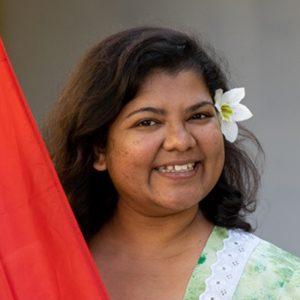 Phalguni James, Lead Ambassador, Vanuatu